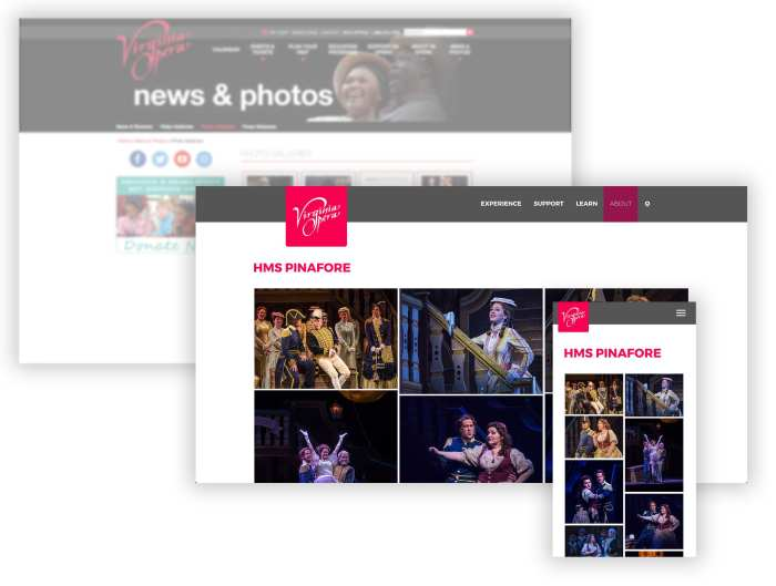 Virginia Opera Photo Gallery