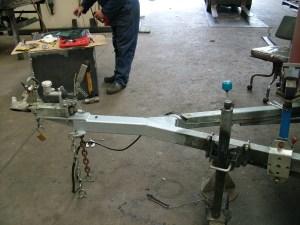 Tow Bar repairs.