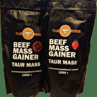 Говяжий гейнер для набора массы TAUR-MASS