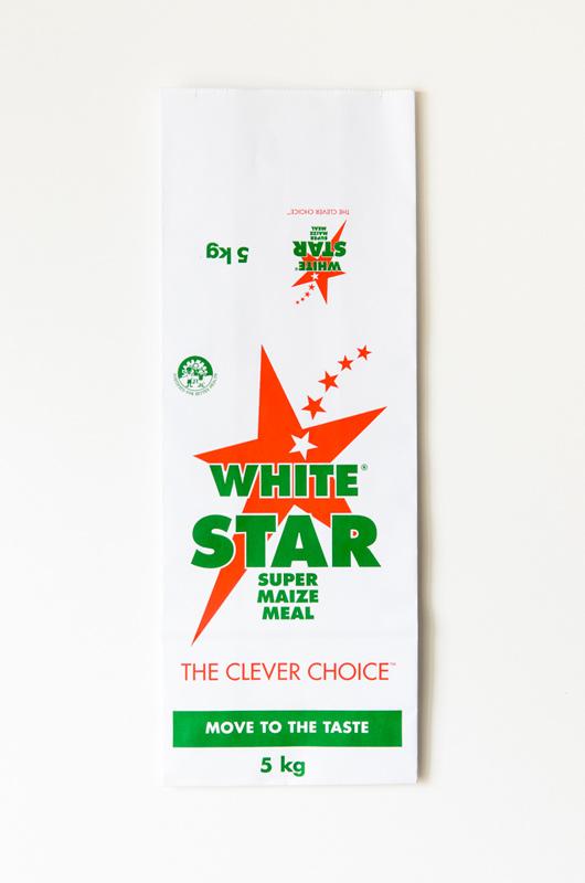Taurus Packaging  Maize Flour