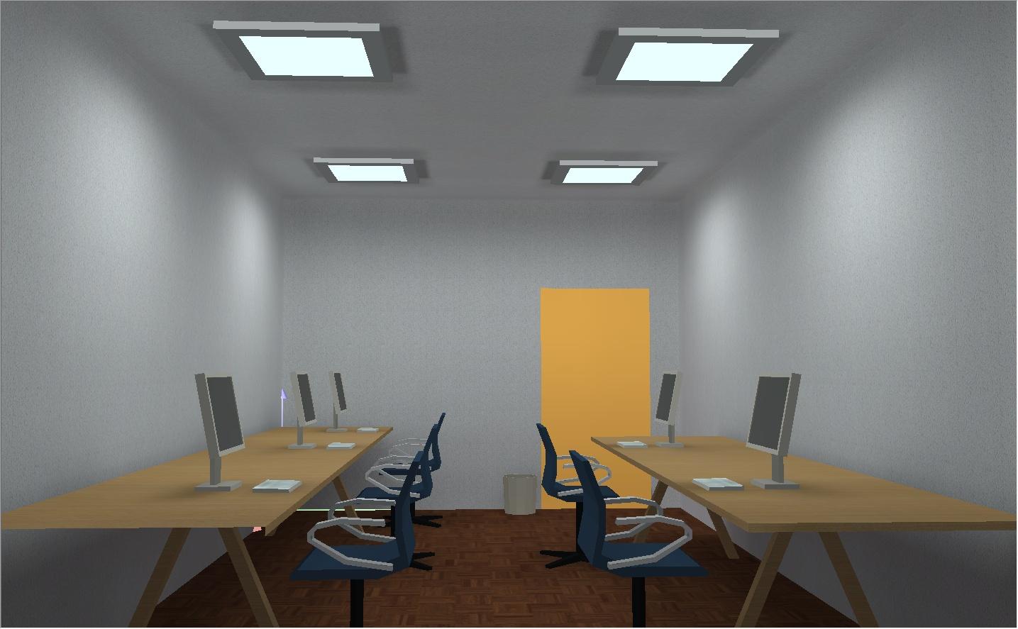 Lampade A Led Da Soffitto Per Ufficio : Lampade per uffici ambientazioni u design la casa