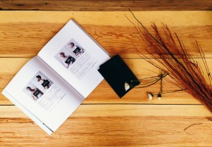 Creative photo book