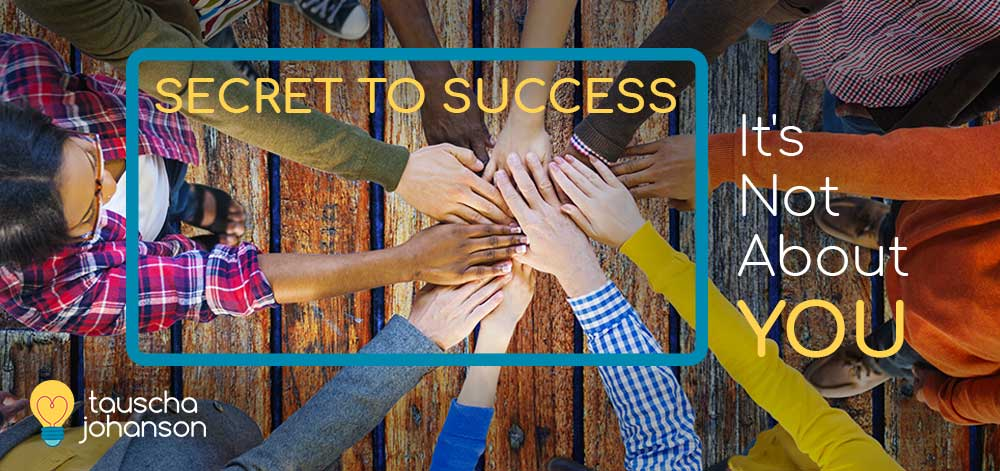 The Secret to Direct Sales Success: It's Not About YOU