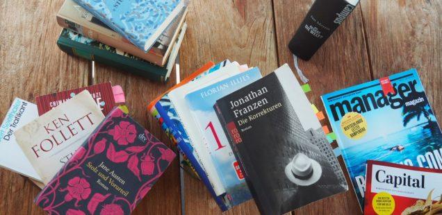 Männer und Romane