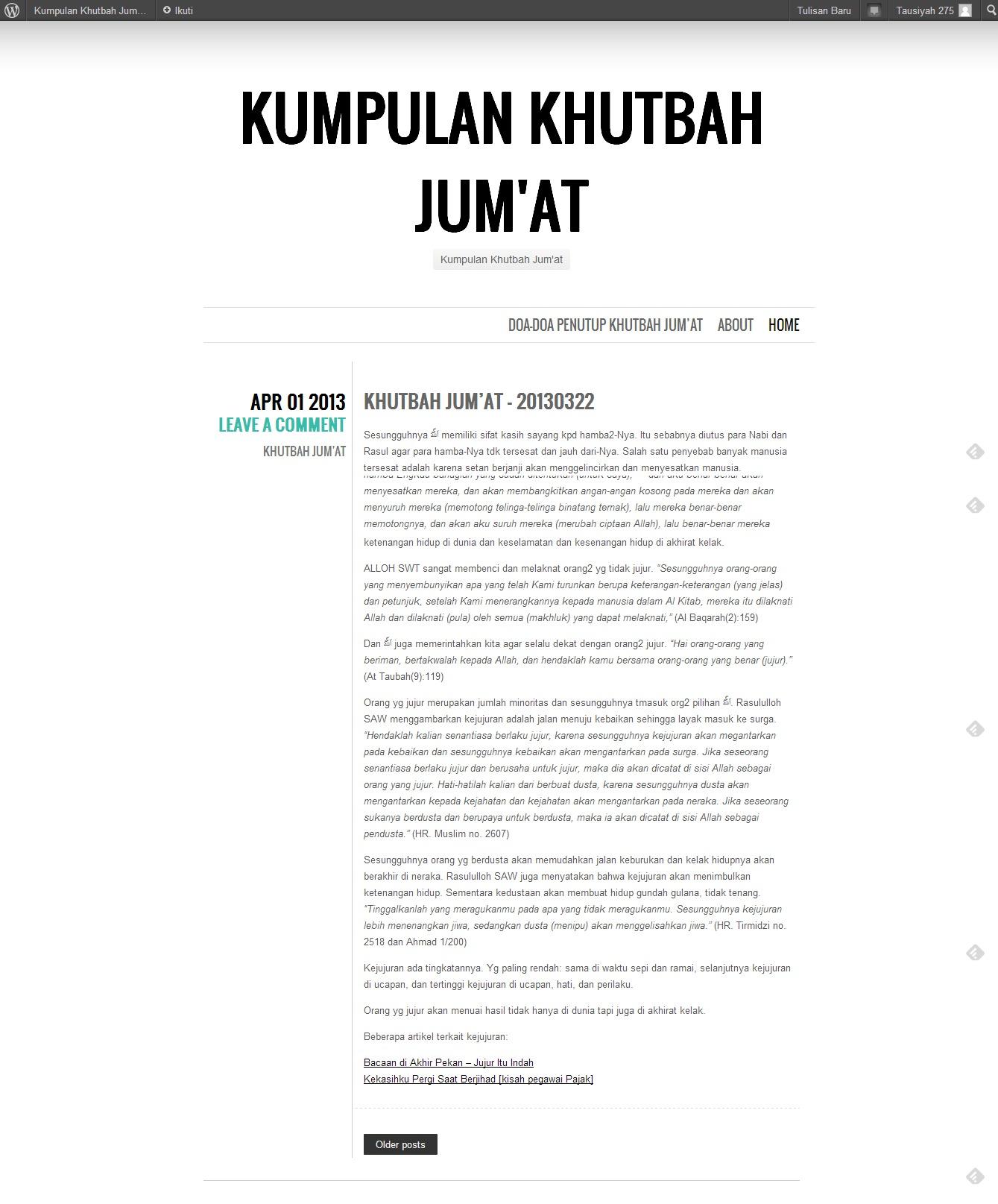 Contoh Khutbah Bahasa Sunda : contoh, khutbah, bahasa, sunda, Khutbah, Jumat, Bahasa, Sunda, Singkat, Fasrfoto