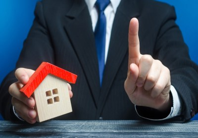 La demande de prêts hypothécaires baisse