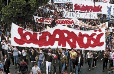 Image result for 1980 – The government of Poland legalizes the Solidarity trade union