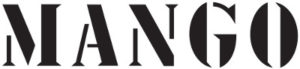 značka Mango logo