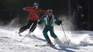 stredná vrstva oblečenia na lyže
