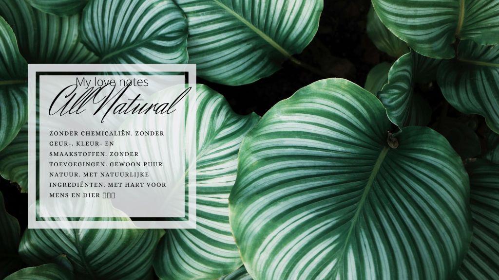 natuurlijke levensstijl - slow living - taverne teksten