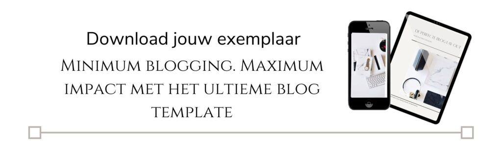 blog template - taverne's teksten