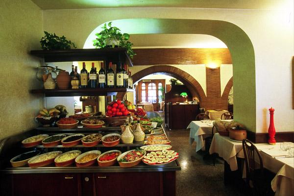 La Tavernetta da Elio  Il Ristorante e La cucina toscana