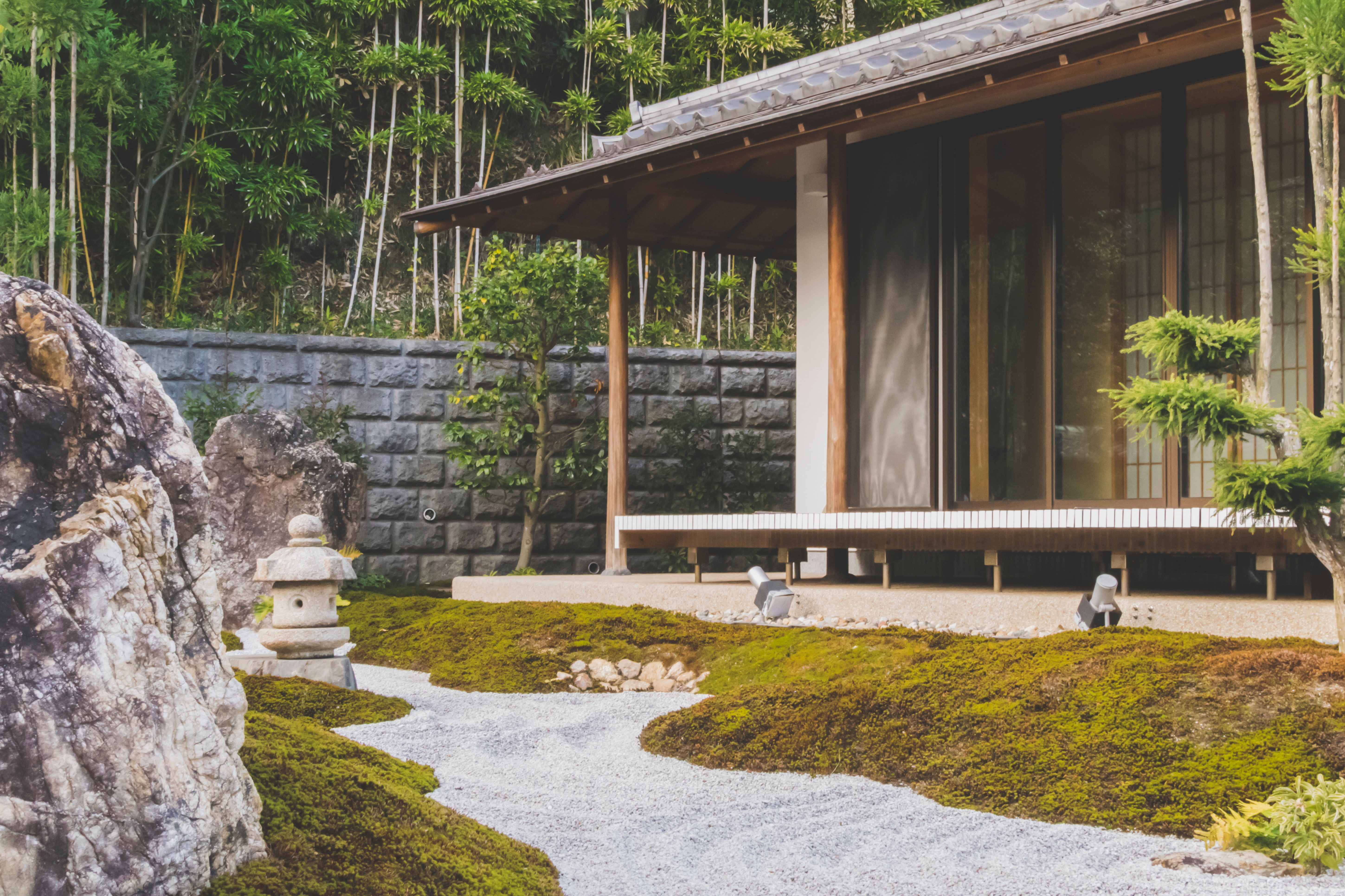 10 Modern And Simple Backyard Landscaping Ideas For 2018 Landcrafters with regard to Modern Landscaping Ideas For Backyard