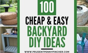 100 Cheap And Easy Diy Backyard Ideas Backyard And Landscaping inside Cheap Ideas For Backyard