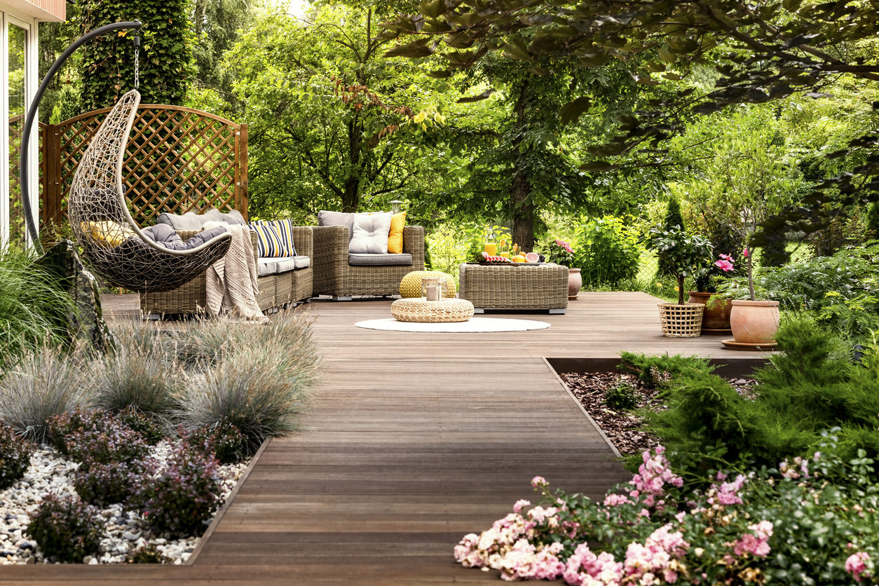 101 Backyard Landscaping Ideas For Your Home Photos intended for Backyards Ideas Patios