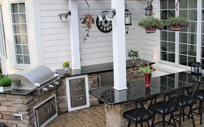 101 Outdoor Kitchen Ideas And Designs Photos Decorating Ideas with 13 Clever Concepts of How to Make Backyard Kitchen Ideas
