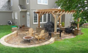 11 Awesome Backyard Patio Designs And Ideas Collection Backyard with 12 Some of the Coolest Tricks of How to Makeover Backyard Patio Landscaping Ideas