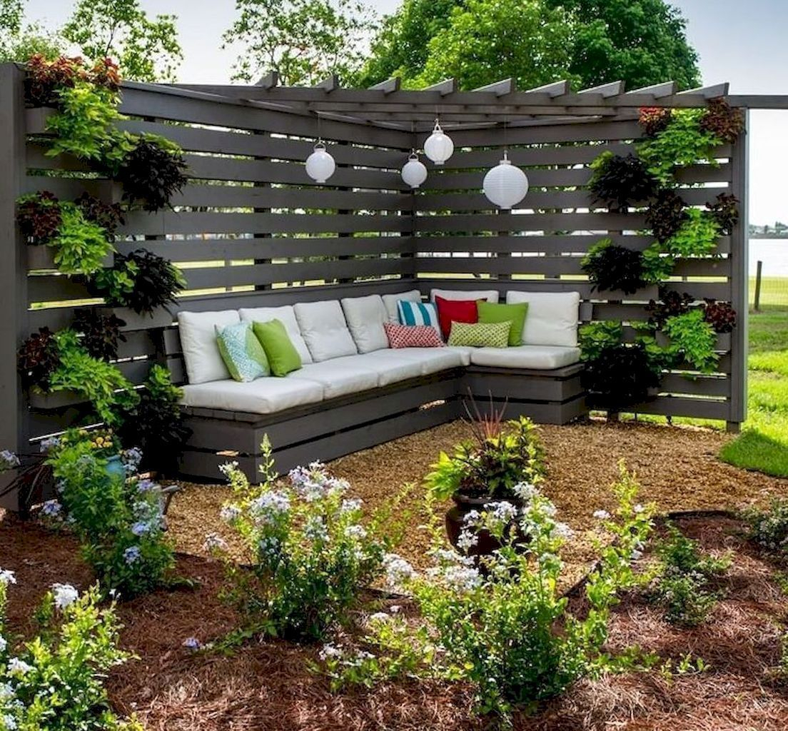 12 Easy Cheap Backyard Privacy Fence Design Ideas In 2019 My with regard to Ideas For Backyard Privacy
