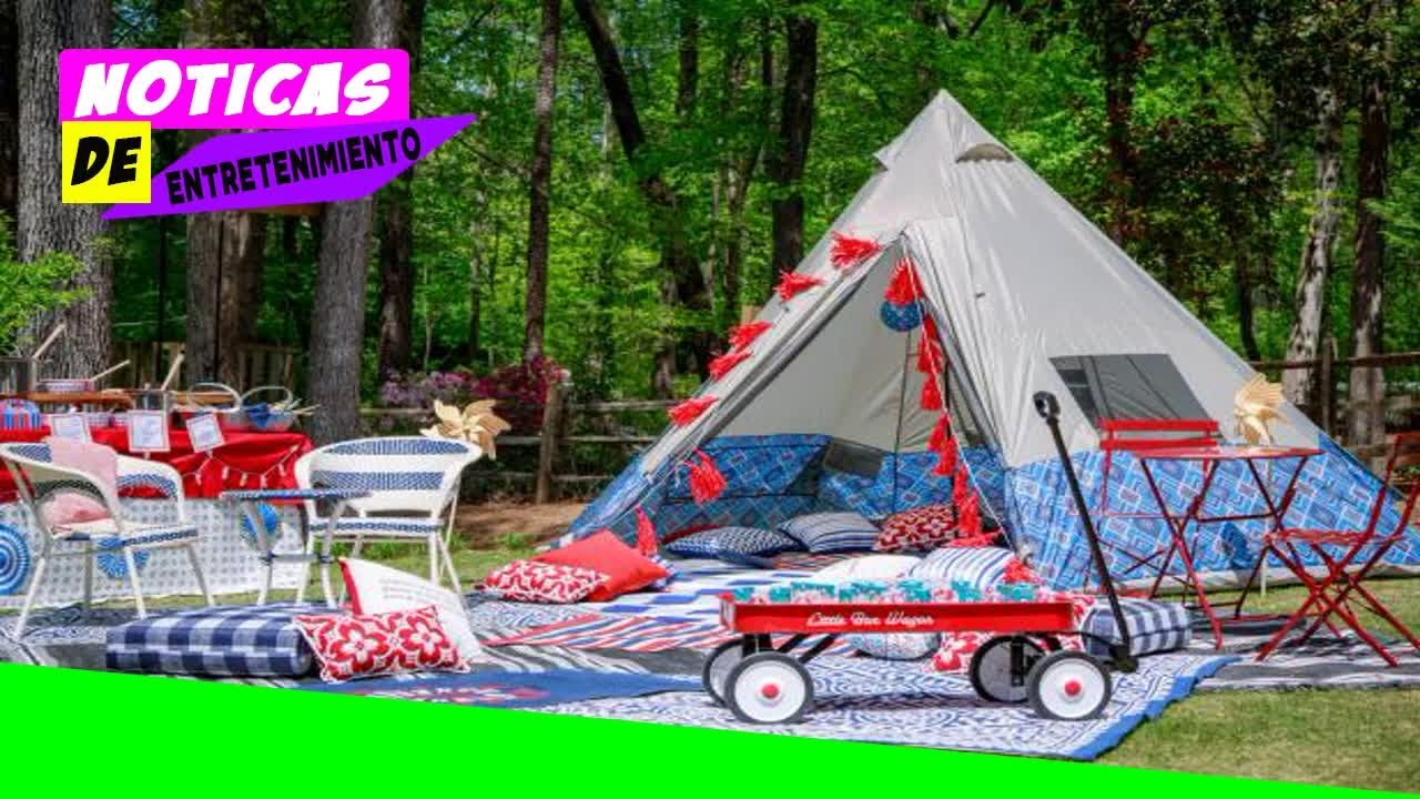 12 Fun Ideas For The Best Backyard Camping Adventure Youtube with regard to 12 Awesome Ideas How to Upgrade Backyard Camping Ideas For Adults