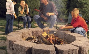 12 Great Backyard Fire Pit Ideas The Family Handyman pertaining to Backyard Fire Pit Landscaping Ideas