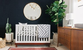 12 Nursery Trends For 2017 Project Nursery pertaining to Modern Baby Bedroom