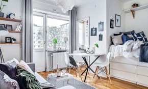 12 Perfect Studio Apartment Layouts That Work pertaining to 10 Awesome Designs of How to Make Living Room Sets Under 600
