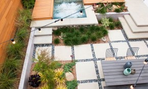 16 Inspirational Backyard Landscape Designs As Seen From Above for Designing Backyard Landscape