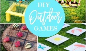 17 Diy Games For Outdoor Family Fun Backyardoutdoor Ideas throughout 15 Awesome Designs of How to Craft Backyard Game Ideas For Adults