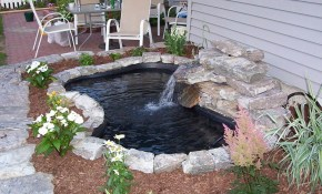 18 Best Diy Backyard Pond Ideas And Designs For 2019 for 10 Genius Designs of How to Make Ponds Ideas Backyard