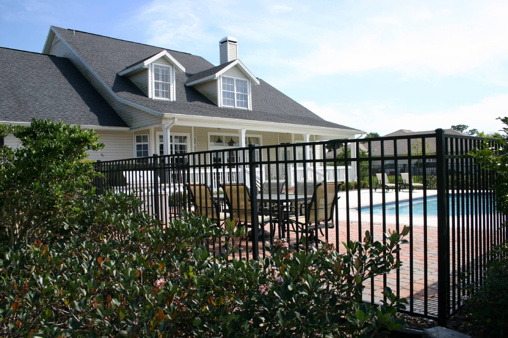 18 Inventive Pool Fence Ideas For Residential Homes in 15 Genius Designs of How to Make Backyard Pool Fence Ideas