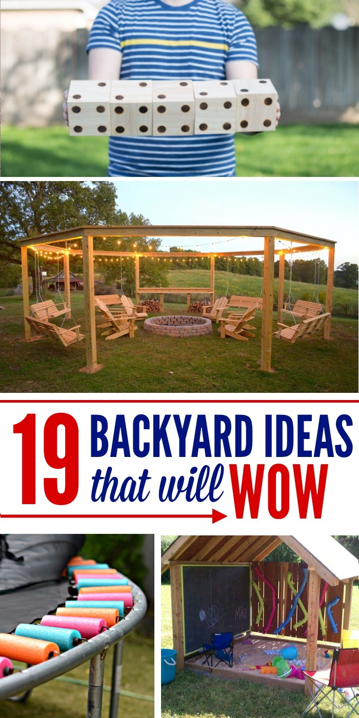 19 Family Friendly Backyard Ideas For Making Memories Together intended for 11 Clever Ways How to Craft Toddler Backyard Ideas