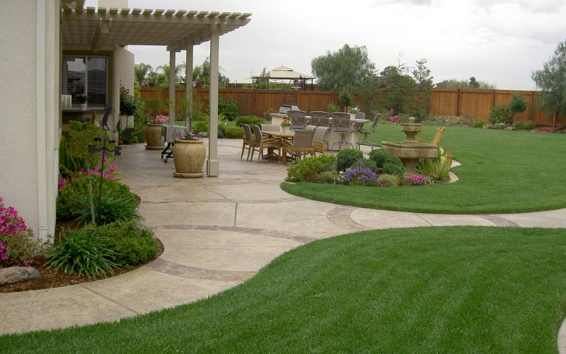 20 Awesome Landscaping Ideas For Your Backyard Gardensoutdoor inside Pictures Of Backyard Landscaping Ideas