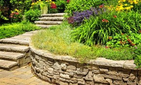 2019 Retaining Wall Cost Concrete Stone Wood Block Prices intended for 10 Awesome Concepts of How to Craft Backyard Landscaping Cost Estimate