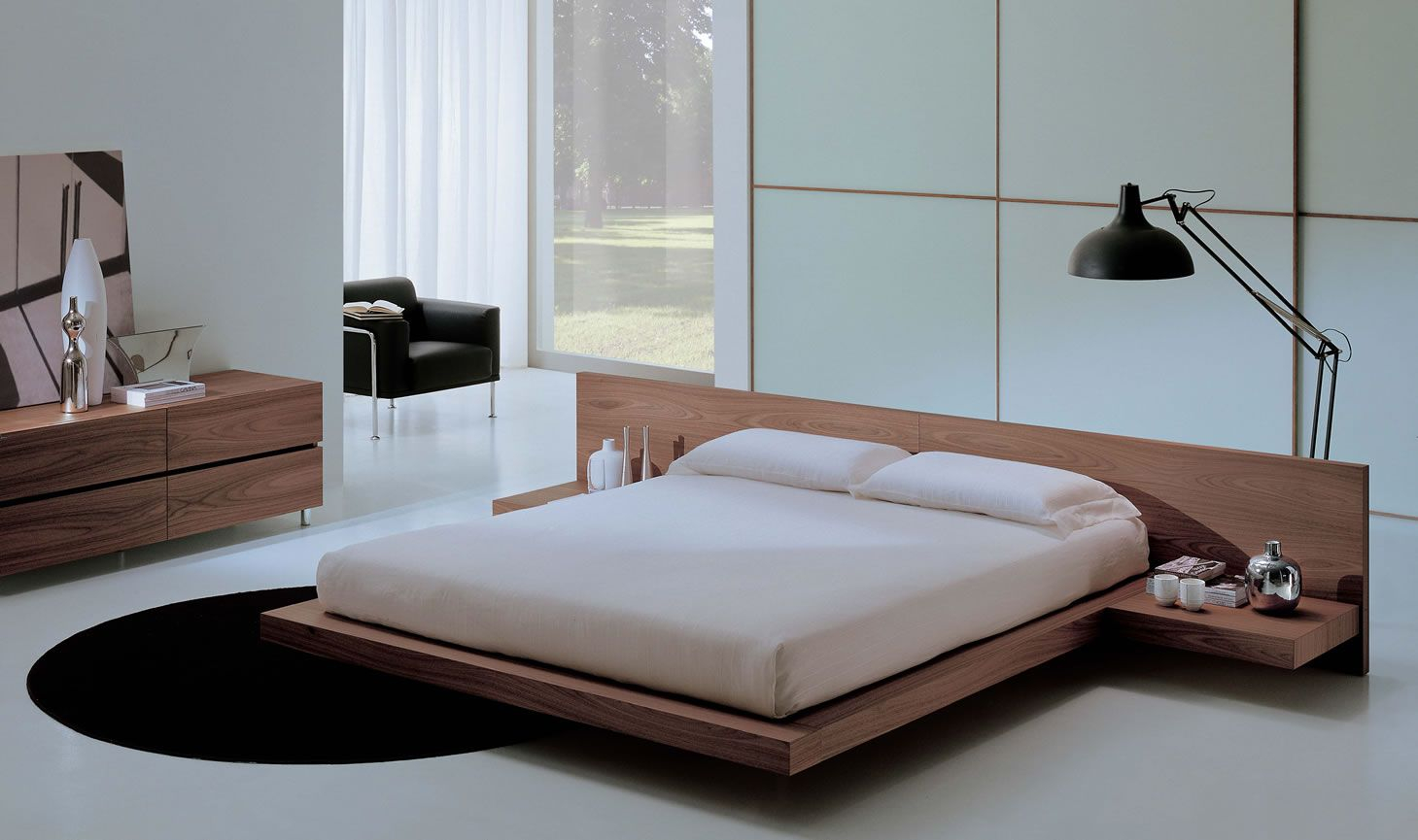 25 Amazing Platform Beds For Your Inspiration Ideas For The House intended for 12 Smart Concepts of How to Makeover Modern Bedroom Set