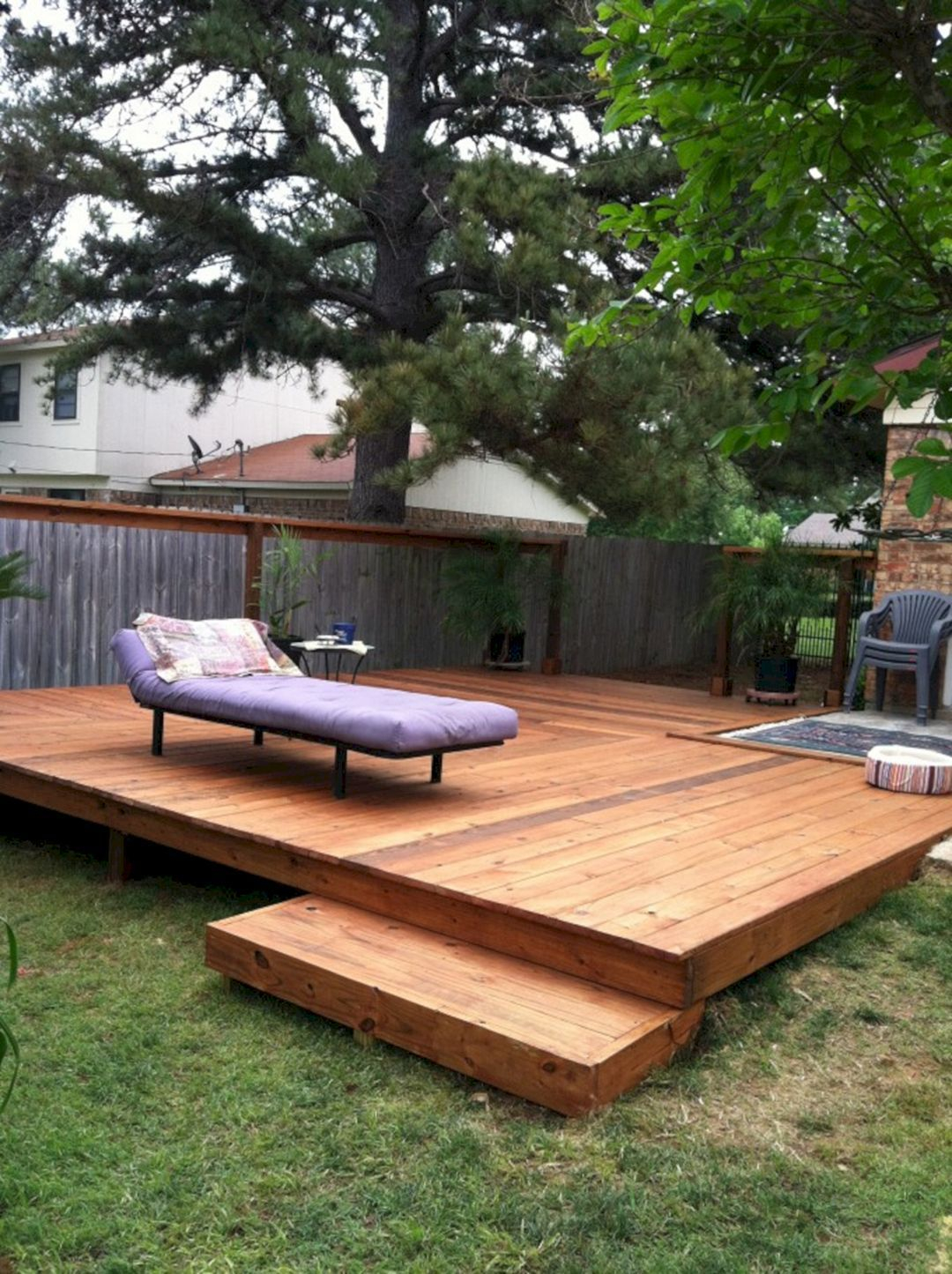 25 Beautiful Backyard Wooden Deck Design Ideas That You Must See It with 15 Smart Ideas How to Upgrade Backyard Wood Deck Ideas