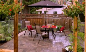 25 Great Patio Paver Design Ideas pertaining to 13 Clever Ideas How to Improve Paver Ideas For Backyard