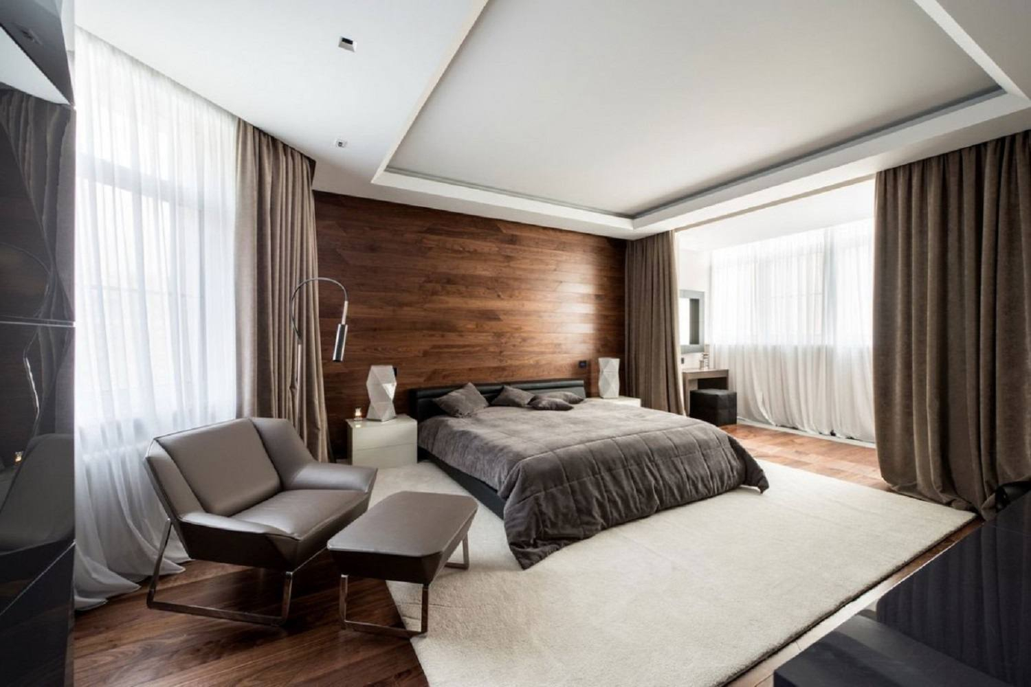25 Tips And Photos For Decorating A Modern Master Bedroom in Modern Bedroom Pics