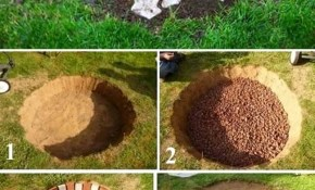 27 Best Diy Firepit Ideas And Designs For 2019 for Diy Backyard Fire Pit Ideas
