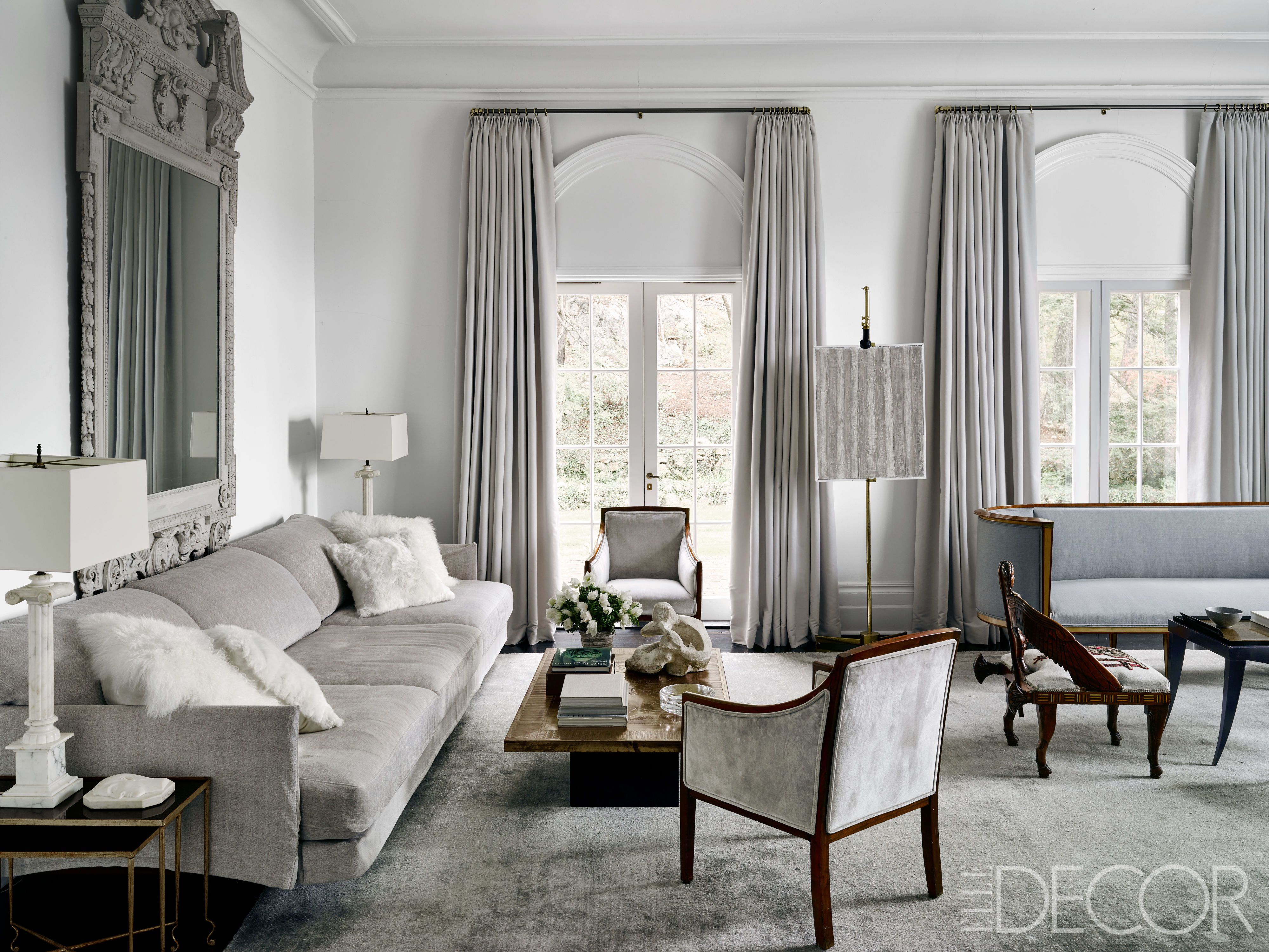 27 Best Gray Living Rooms Ideas How To Use Gray Paint And Decor In within Rooms To Go Living Room Sets With Tv