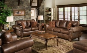 30 Creative Photo Of Greige Living Room Family Room Ideas with regard to Leather Living Rooms Sets