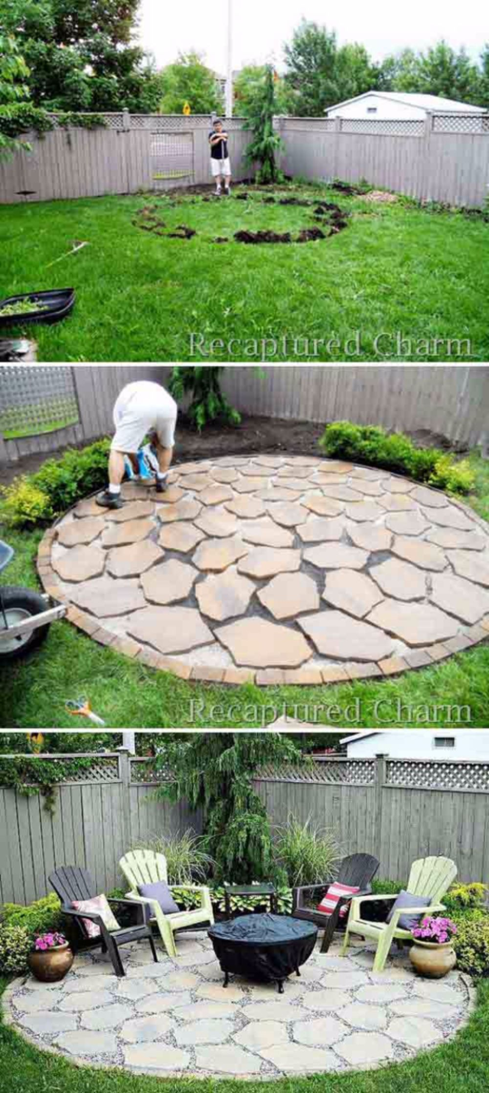 30 Diy Patio Ideas On A Budget Diy Patio Patios And Budgeting regarding Diy Backyard Ideas On A Budget