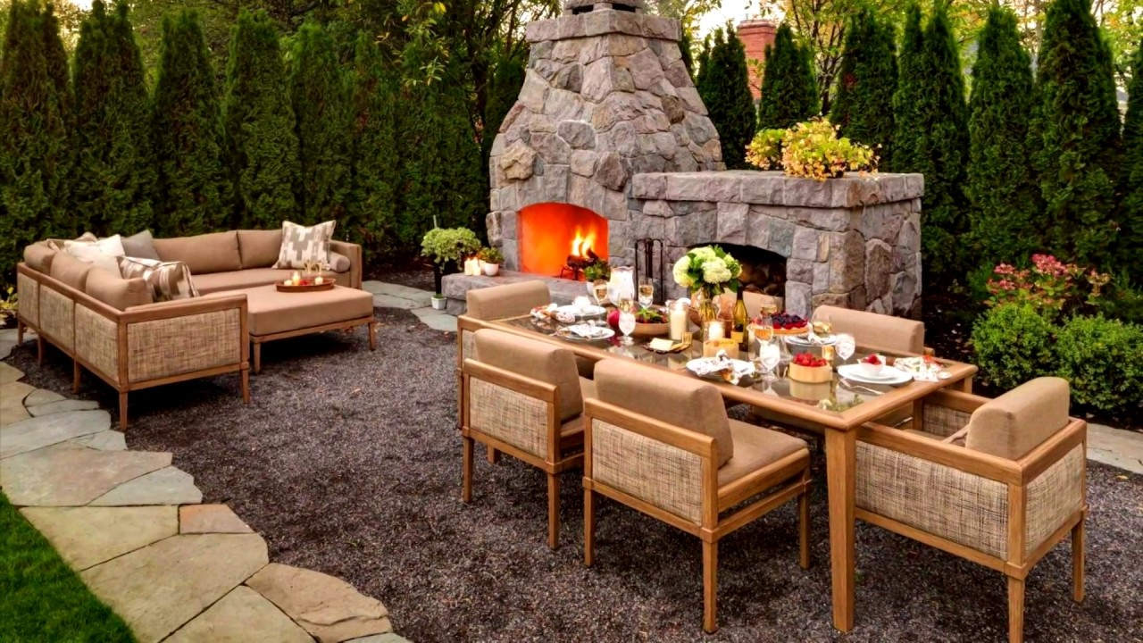 30 Ideas For Outdoor Dining Rooms Patio Ideas Backyard Design with 11 Awesome Concepts of How to Craft Ideas For A Backyard