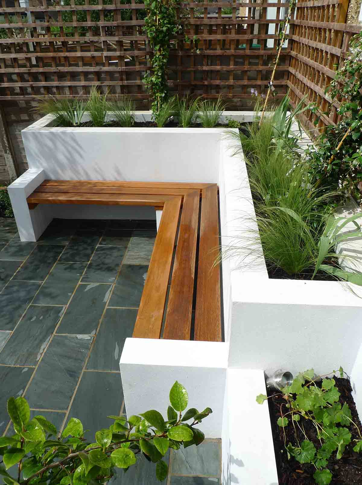 33 Best Built In Planter Ideas And Designs For 2019 throughout 14 Some of the Coolest Tricks of How to Upgrade Backyard Planter Ideas