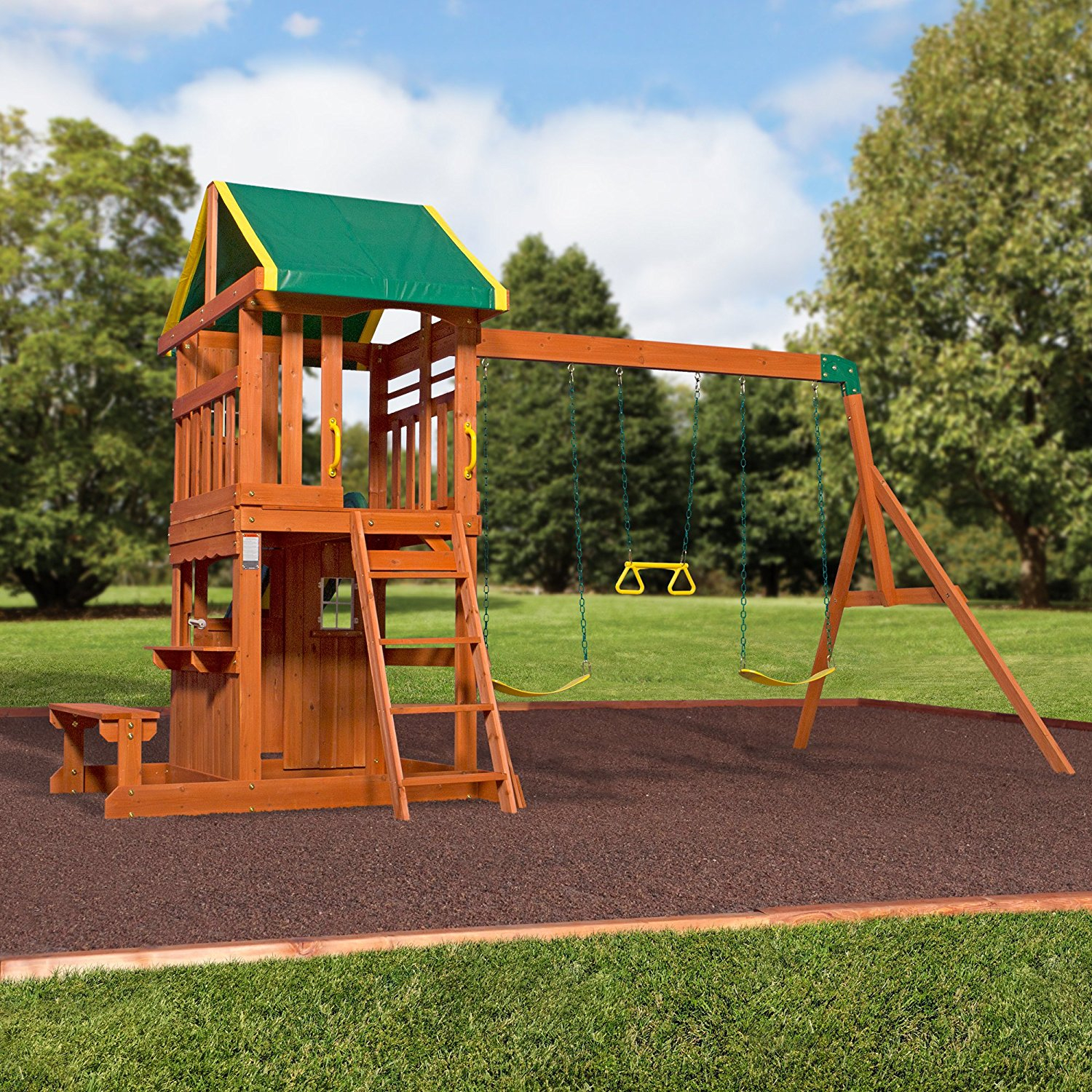 34 Amazing Backyard Playground Ideas And Photos For The Kids Of Course with regard to 10 Smart Initiatives of How to Build Cheap Backyard Playground Ideas