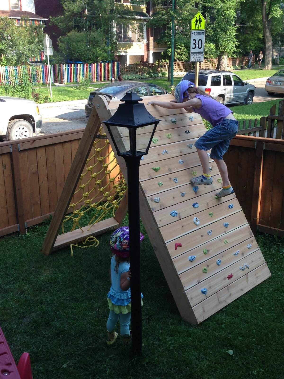 34 Best Diy Backyard Ideas And Designs For Kids In 2019 for Cheap Backyard Playground Ideas
