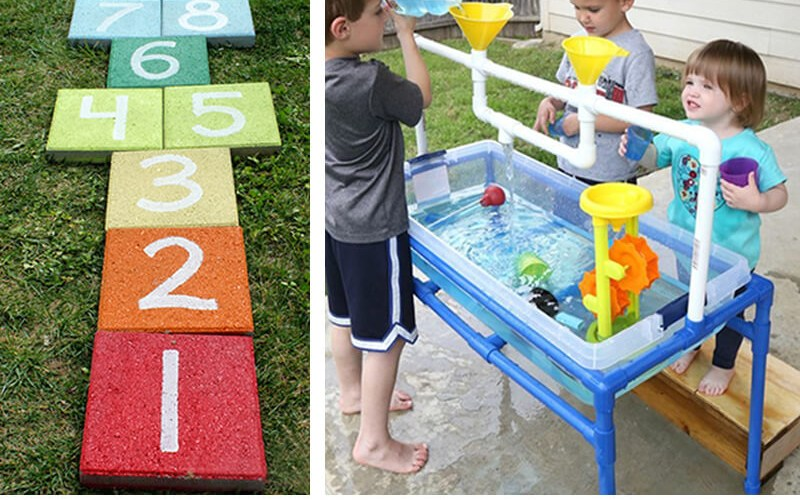 34 Best Diy Backyard Ideas And Designs For Kids In 2019 with Fun Backyard Ideas For Kids