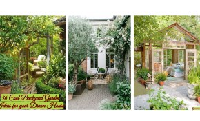 36 Cool Backyard Garden Ideas For Your Dream House Gurudecor intended for 12 Some of the Coolest Ideas How to Craft Cool Backyard Ideas