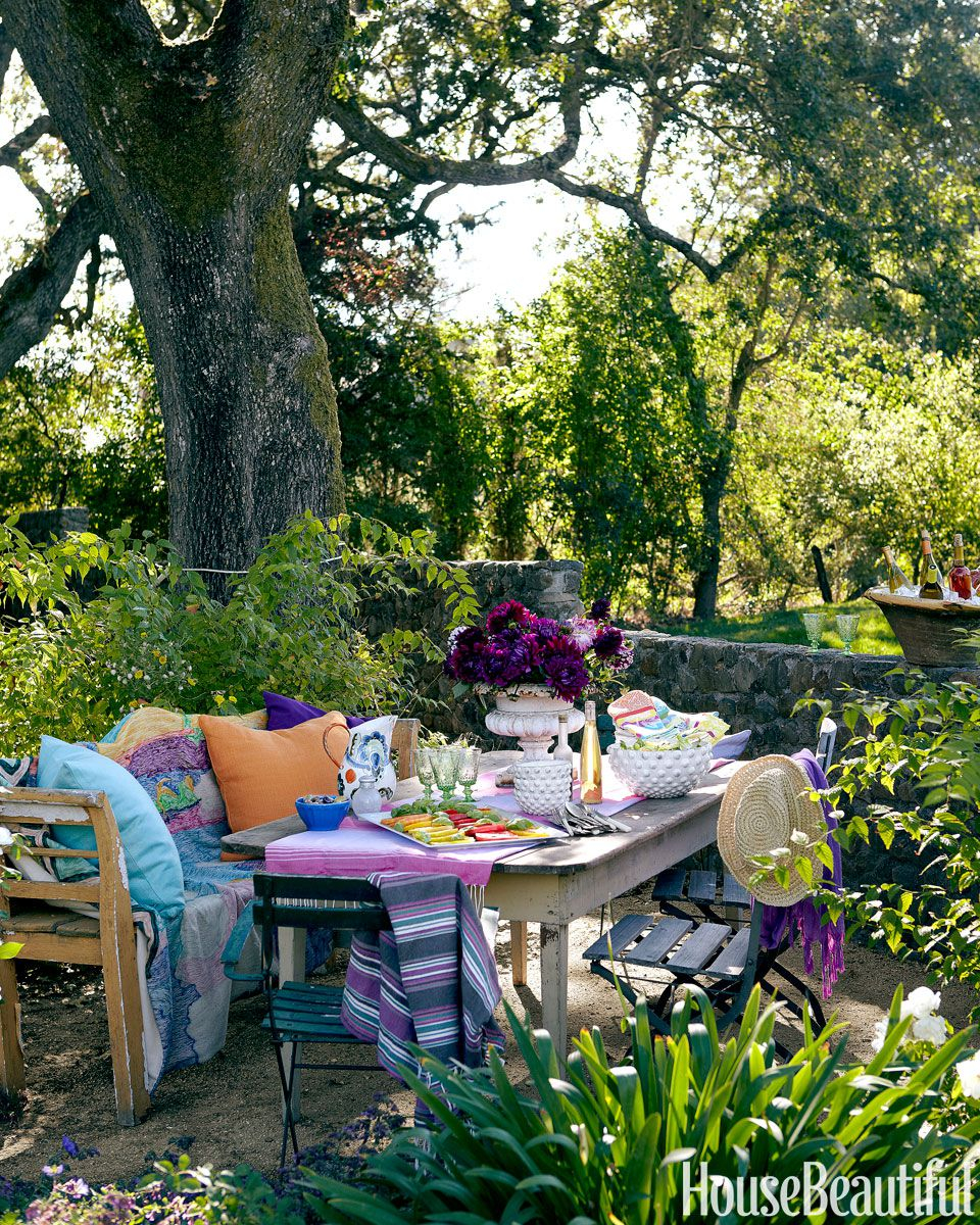 37 Breathtaking Backyard Ideas Outdoor Space Design Inspiration with 10 Genius Concepts of How to Improve Colorful Backyard Ideas