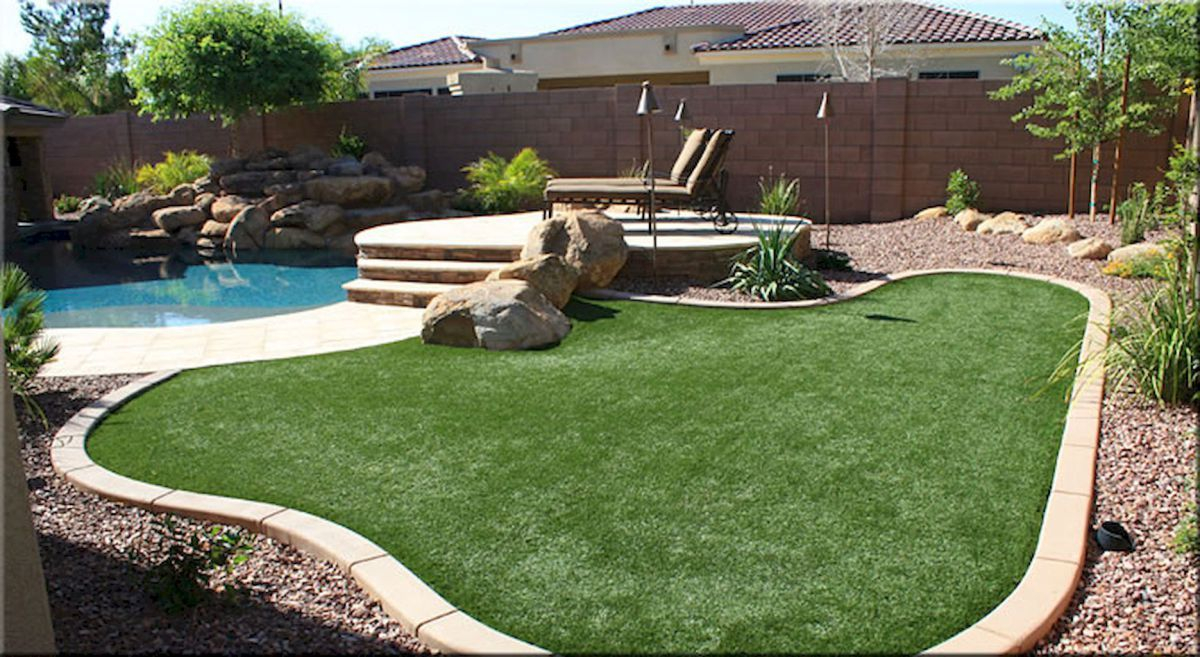 40 Arizona Backyard Ideas On A Budget 14 In 2019 Arizona Pool for Backyard Ideas Budget