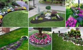 40 Awesome And Cheap Landscaping Ideas Youtube intended for Affordable Backyard Landscaping Ideas